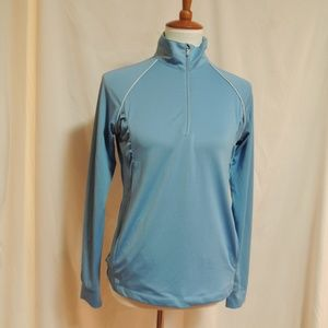 Gymshark Women's 3/4 zip Pullover Size Small